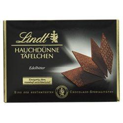 Lindt extra finom csokoládélapok étcsokoládés