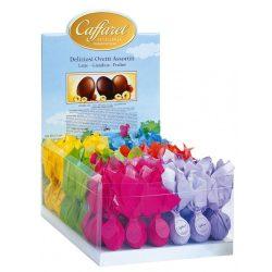 Caffarel csokitojások színes csomagolásban