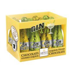 Abtey gin tonikos csokoládé