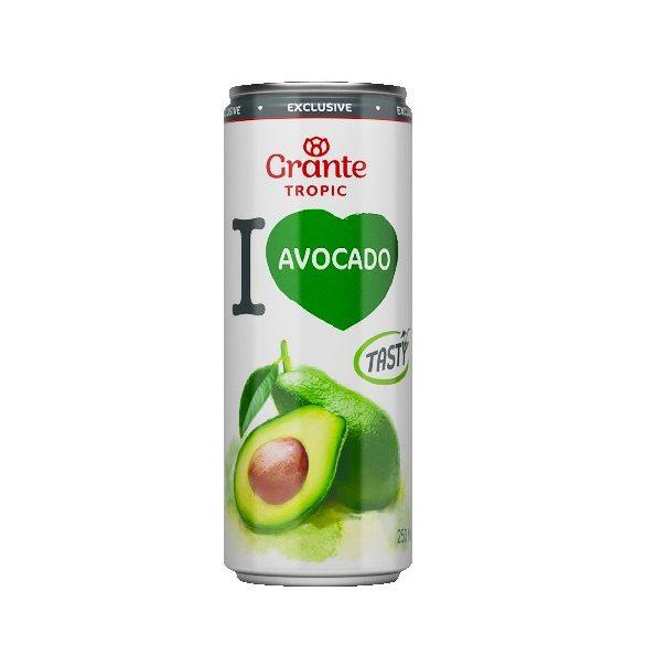 Grante Tropic avokádó ital