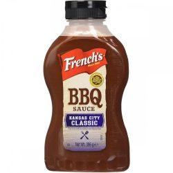 French's hagyományos amerikai BBQ szósz