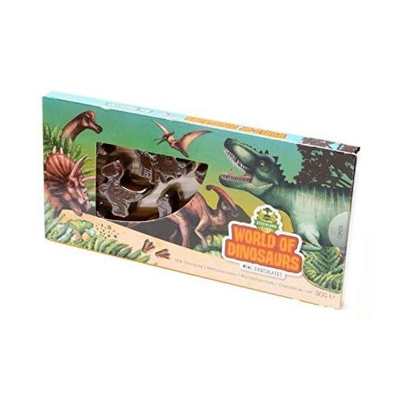 Steenland dínós tejcsokoládé