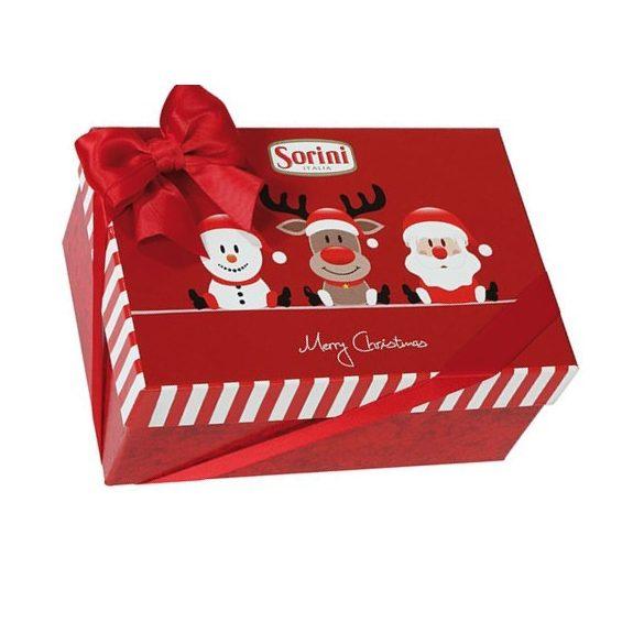 Sorini karácsonyi desszert papírdobozban