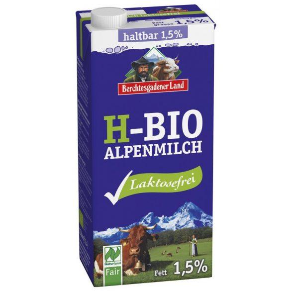 Berchtesgadener bio laktózmentes tej 1,5%