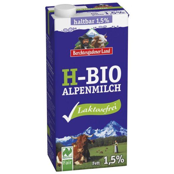 Alpenmilch bio laktózmentes tej 1,5%