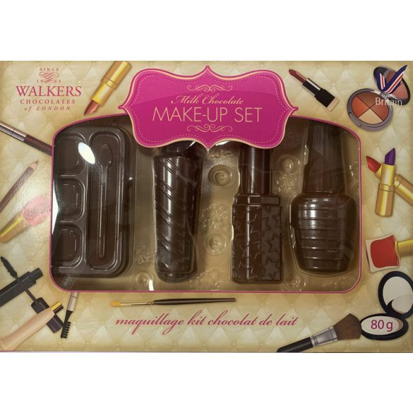 Walkers sminkszett tejcsokoládé