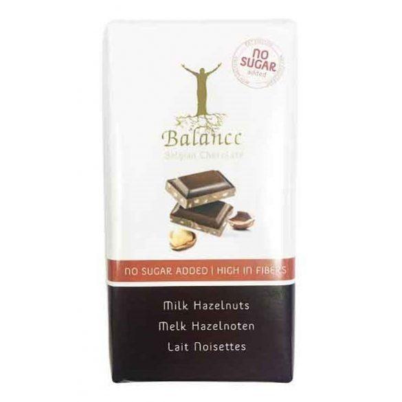 Balance cukormentes mogyorós tejcsokoládé