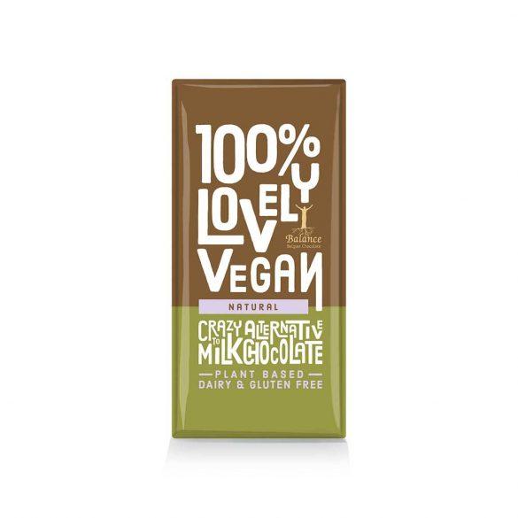 Balance vegán tejcsokoládé pisztáciás mogyorós