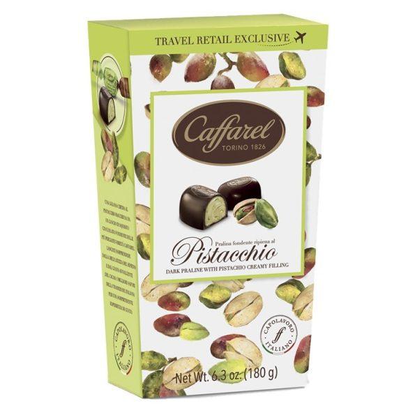 Caffarel pisztáciás étcsokoládé desszert
