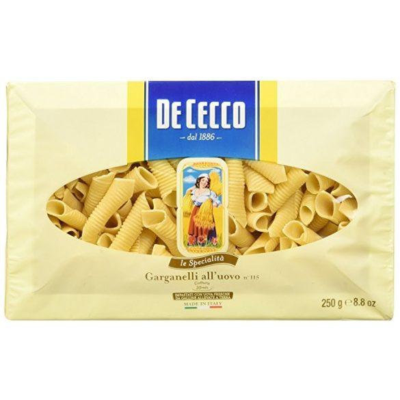 De Cecco garganelli tojásos tészta