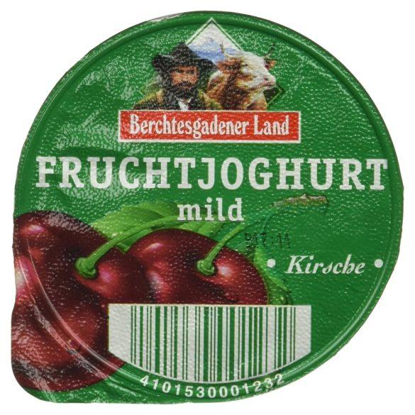 Berchtesgadener cseresznyés joghurt