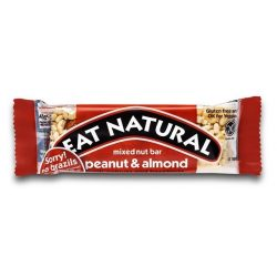 Eat Natural gluténmentes müzliszelet - földimogyoró, mandula, mogyoró