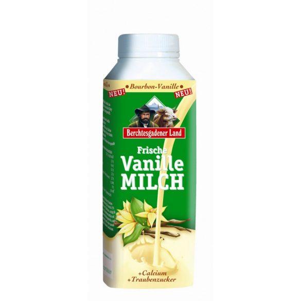 Berchtesgadener vaníliás tejital