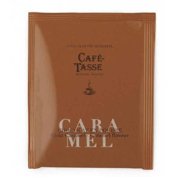 Café Tasse karamellás forró csokoládé por