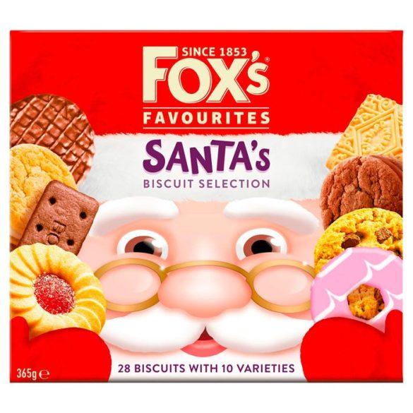 Fox's Santa keksz válogatás