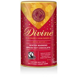 Divine karácsonyi forró csokoládé por