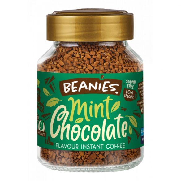 Beanies mentás csokis instant kávé