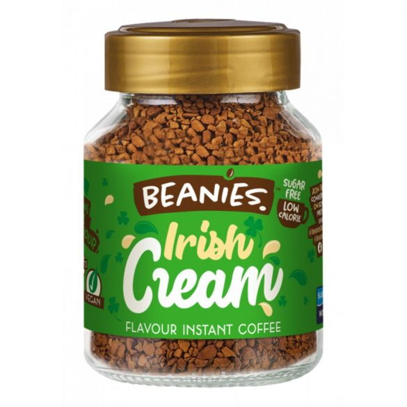 Beanies ír krémlikőrös instant kávé