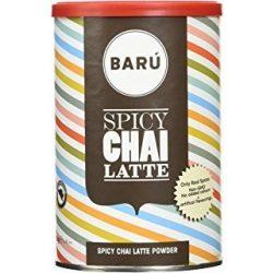 Baru fűszeres chai latte por