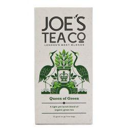 Joe's Queen Green bio tea