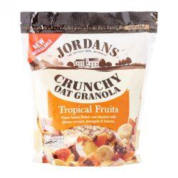Jordans Trópusi gyümölcsös müzli