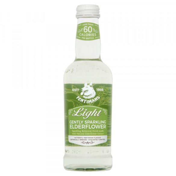 Fentimans light bodzás üdítőital