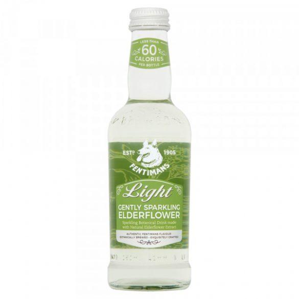 Fentimans light bodzás üdítőital 250 ml
