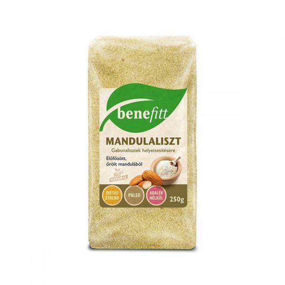 Benefitt mandulaliszt