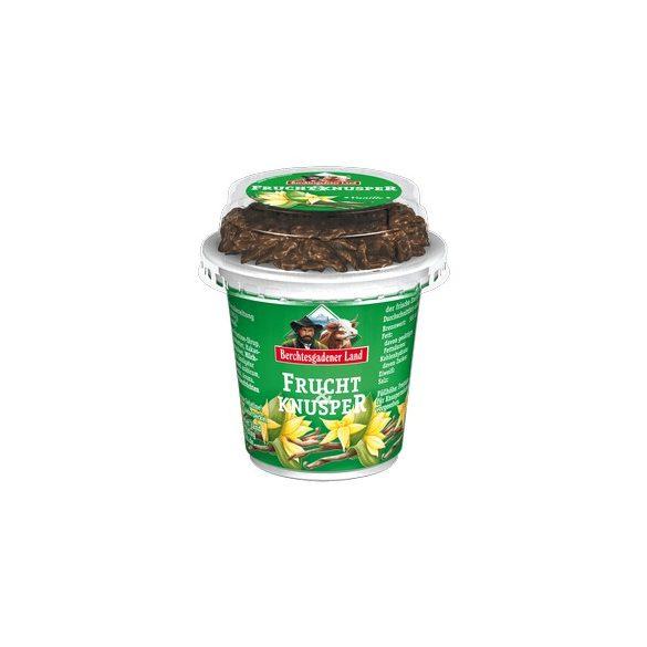 Berchtesgadener müzlis vaníliás joghurt