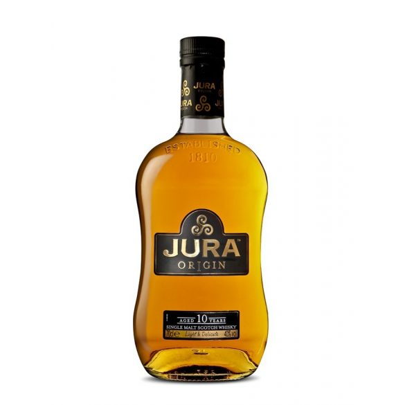 Jura Origin 10 éves single mart skót whiskey