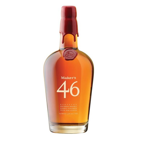 Maker's Mark 46 amerikai whisky