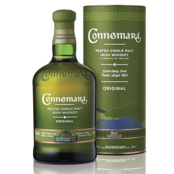 Connemara ír whiskey