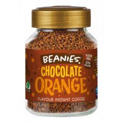 Beanies csokis narancsos instant kávé