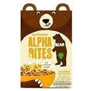 Alpha Bites natúr cukormentes reggelizőpehely