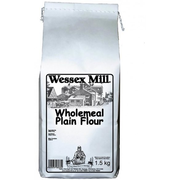 Wessex Mill teljes kiörlésű rozsliszt