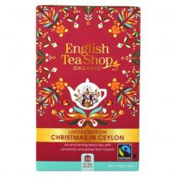 English Tea Shop Christmas in Ceylon filteres tea