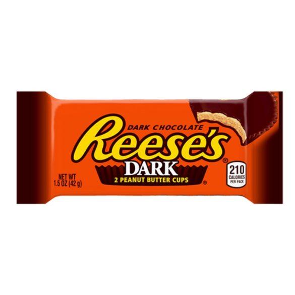 Reese's dark étcsokoládés mogyoróvajas tallér