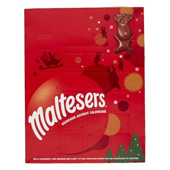 Maltesers adventi kalendárium