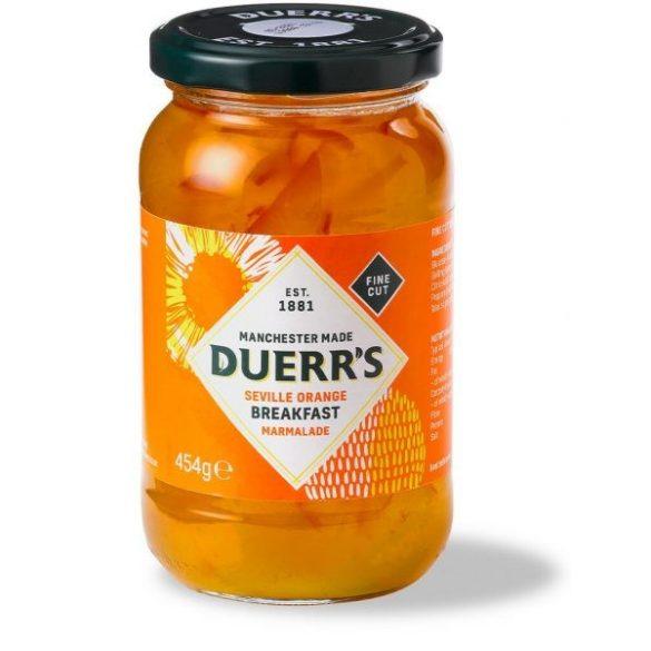 Duerr's sevilla-i narancs lekvár