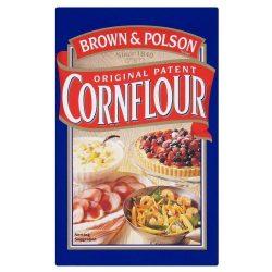Brown&Poison kukoricakeményítő