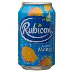 Rubicon mangó szénsavas üdítő