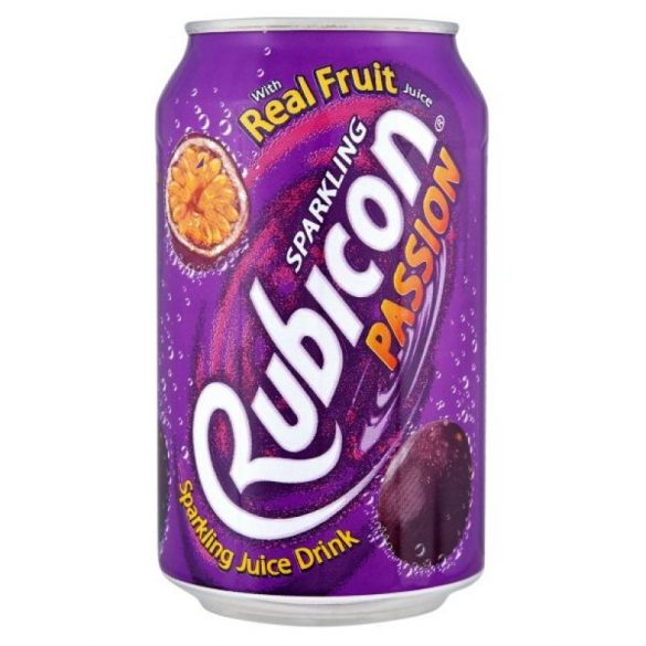 Rubicon passion fruit üdítőital