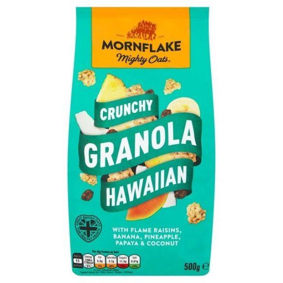 Mornflake Hawaiian granola