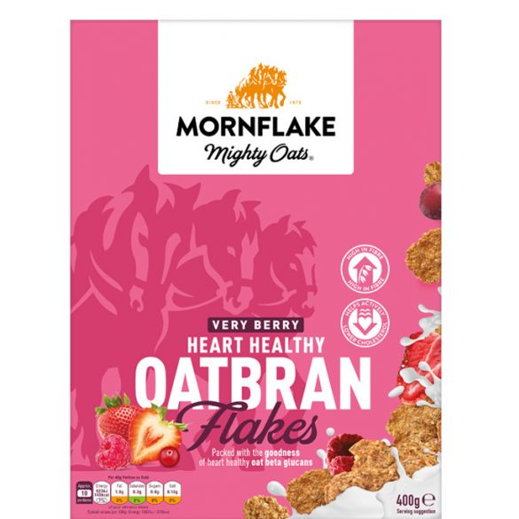 Mornflake Very Berry zabpehely