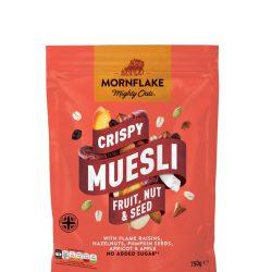 Mornflake cukormentes gabonapehely gyümölccsel és magvakkal