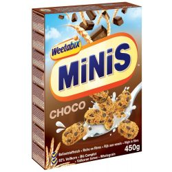 Weetabix minis csokoládés
