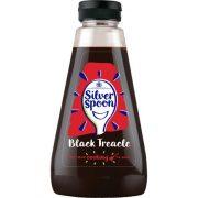 Silver Spoon fekete melasz szirup