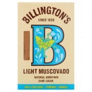 Billington világos muscovado cukor