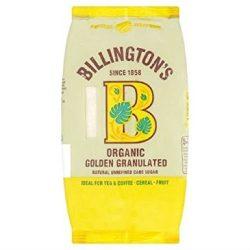 Billington bio nádcukor granulált