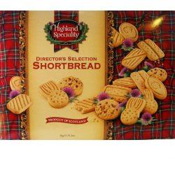 Highland Speciality vajas kekszek óriás méretben
